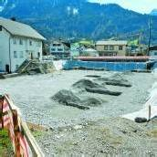 Großbauprojekt in Nenzing ist gestartet
