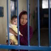 Immer mehr Afghaninnen wegen Unmoral im Knast