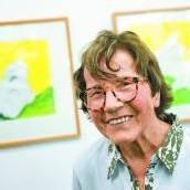 Maria Lassnig (93), die große österreichische Künstlerin, erhält den Goldenen Löwen der Biennale Venedig