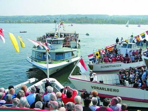 Keine Beteiligung mehr an Schweizerischer Bodenseeschifffahrt.