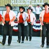 6. Montafon Country und Linedance Festival