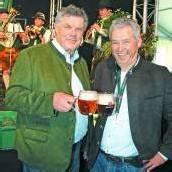 Mandi Katzenmayer (l.) und Andreas Rosa. Fotos: Schwald