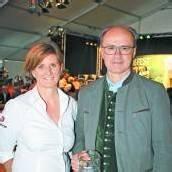 Marketinglady Sabine Treimel und Geschäftsleiter Hans Steiner.