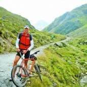 Bike- und bergbegeistert