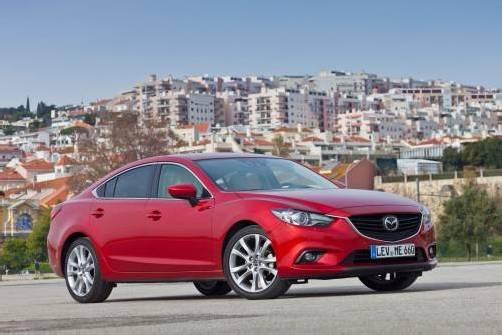 Mazda ist zurück in der Gewinnzone. Foto: werk