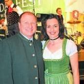Moderatoren: Harry Prünster und Sandra Aberer.