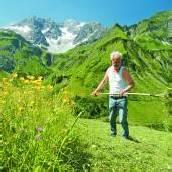 Begrüße deine schöne Alpen . . .