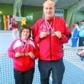 Medaillen für Raid und Rojko