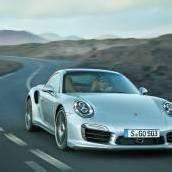 911 Turbo: Raketenstart in 3,1 Sekunden auf Tempo 100