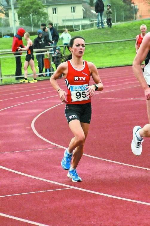 Sandra Urach war die klare Nummer eins. Foto: akp