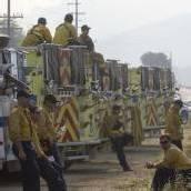 Brandgefahr gebannt: Aufatmen in Kalifornien