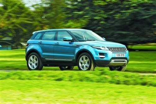 Seit dem Vorjahr bietet Land Rover die Stil-Ikone Range Rover Evoque auch in einer – nicht minder eleganten – Vorderradantriebs-Variante an.