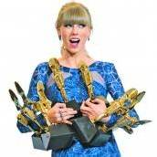 Billboard Awards: Swift als große Abräumerin