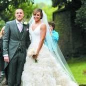 Jessica Ennis hat ihre Jugendliebe geheiratet