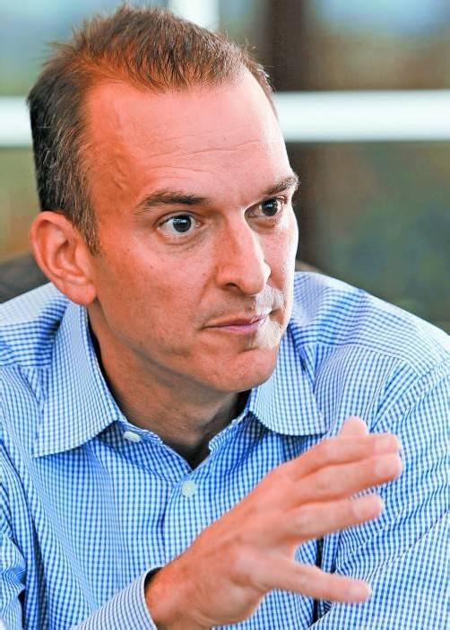 Travis Tygart: Der Radsport-Weltverband ist untätig. Foto: ap