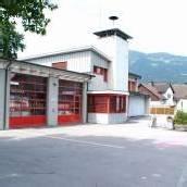 Geldspritze für Feuerwehr