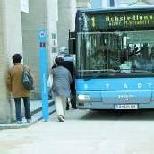 Nicht alle für Bus am Kornmarkt
