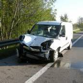 Auf A 14 ungebremst in Lastwagen gekracht