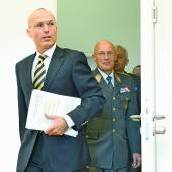 Othmar Commenda folgt Edmund Entacher als oberster Soldat nach