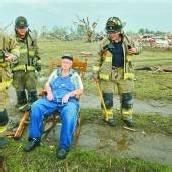 Tornado lässt Tote und ein Trümmerfeld zurück