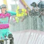 Schneekönig Nibali gewinnt den Giro