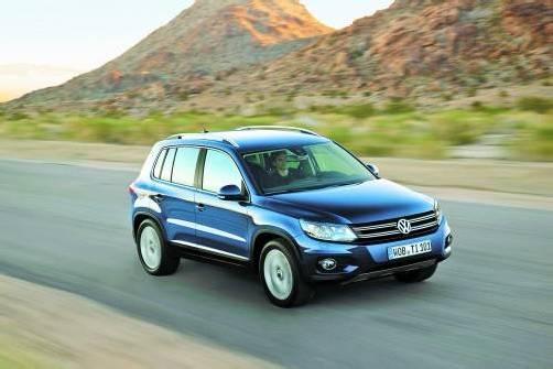 """Volkswagen bietet den Erfolgs-Typ Tiguan jetzt in der Sonder-Edition """"Country"""" an. Zur Standardausstattung kommen einige Extras hinzu."""