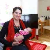 Startwohnungen für junge Mütter offiziell eröffnet