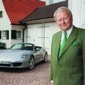 Porsche-Chef wurde 70