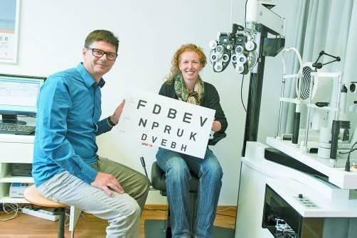Wolfram und Sonja Greber verhelfen in ihrem Geschäft tagtäglich den Kunden zu mehr Lebensqualität. Foto: stiplovsek