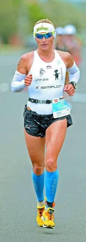 Yvonne Van Vlerken wurde auf Mallorca Zweite. Foto: privat