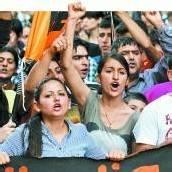Proteste in der Türkei nach Bomben-Anschlägen