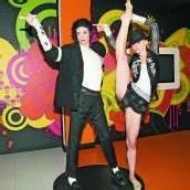 Caroline Weber trifft Michael Jackson
