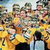Schweden besiegte den Finalfluch und holte sich den WM-Titel