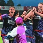 Austria holt Meistertitel