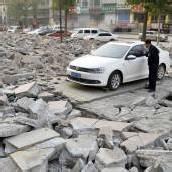 Auto trotzt Bauvorhaben in China