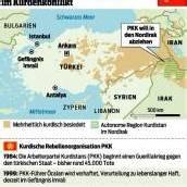 PKK zieht Kämpfer aus der Türkei ab
