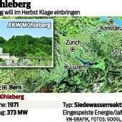 Mühleberg: Kaum echte Auskünfte