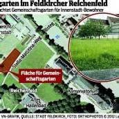 Reichenfeld wird beackert