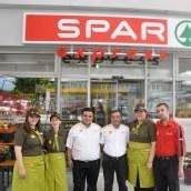 Spar eröffnet express neue Tankstellenshops