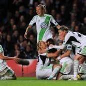 Wolfsburgs Fußball-Frauen gewinnen Champions League