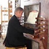 Bruno Oberhammer spielt Bachs Orgelwerk