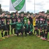 Turniersieg für den FC Lauterach in Frankreich
