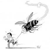 Rächer der Bienen!
