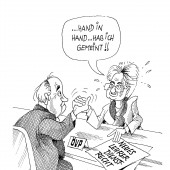 Verhandlungs-Kultur!
