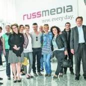 WIFI-PR-Lehrgang besucht Russmedia