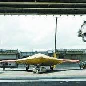 Unbemanntes Kampfflugzeug