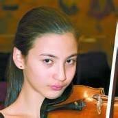 Jungstar Elisso Geigentalent feiert Erfolge /D6