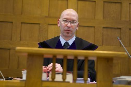 Richter Gschwenter zweifelte an der Glaubwürdigkeit.  VN/kh