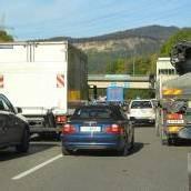 Stinkefinger sorgt für Stunk im Verkehrschaos