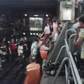 Mindestens 61 Verletzte bei Brand in Moskauer Metro